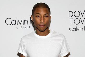 """Pharrell's """"Happy"""" Receives Oscar Nomination For """"Best Original Song"""""""