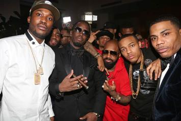 Meek Mill Throws Crazy Grammy Afterparty Featuring Lion And Camel