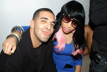 Nicki Minaj Talks Valentine's Day And Working With Drake