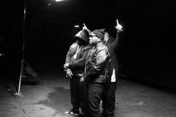 "BTS Of Rick Ross & Jeezy's ""War Ready"" Video"