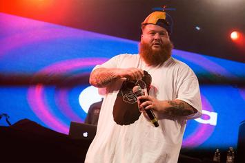 "Action Bronson Announces Second Leg Of ""Blue Chips 2"" Tour"