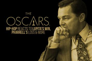 The Oscars 2014: Hip-Hop Reacts To Lupita's Win, Pharrell's Loss & More
