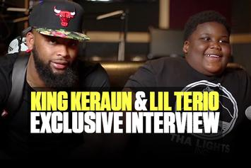 Lil TerRio And King Keraun Discuss Celebrity, Rap, New Music And More
