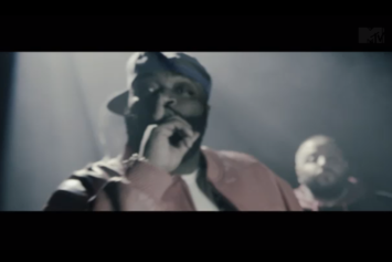 "French Montana Feat. Diddy, Rick Ross, Chinx Drugz, Lil Durk, & Jadakiss ""Paranoid (Remix)"" Video"
