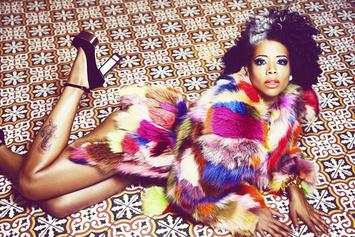 "Stream Kelis' New Album ""FOOD"""