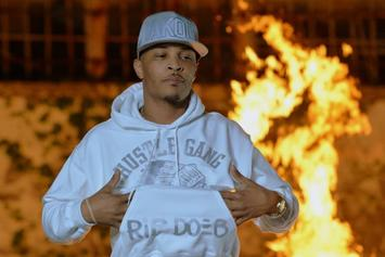 "T.I. Shoots Video For New Single, ""Turn It"""