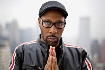 "RZA Says Nobody Else In Wu-Tang Clan Has Heard ""Once Upon A Time In Shaolin"""