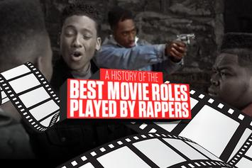 A Brief History Of The Best Movie Roles Played By Rappers