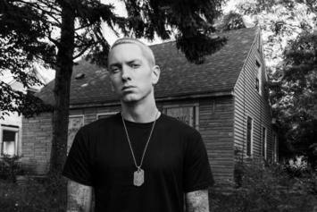 "Eminem Plans To Release Spike Lee-Directed ""Headlights"" Video On Mother's Day"