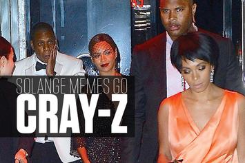 Jay Z And Solange Memes Go Cray-Z