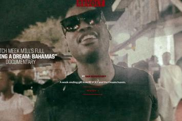 "Meek Mill's ""Chasing A Dream: Bahamas"" Documentary"