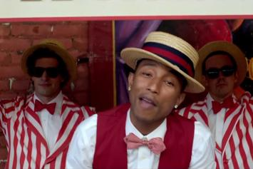 """The Lonely Island Feat. Pharrell """"Hugs"""" Video"""