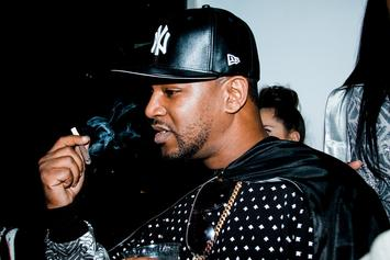 Cam'ron Speaks On Solange & Jay Z Elevator Attack, Dipset Reunion