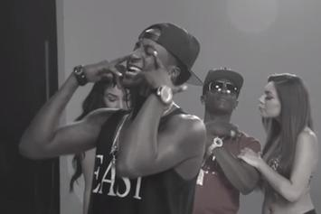"BTS Of K Camp's ""Cut Her Off"" (Remix) Feat. Lil Boosie, YG & Too Short"