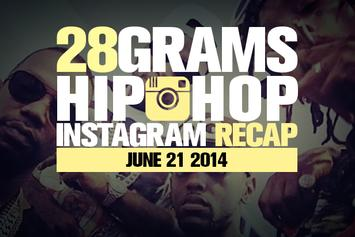 28 Grams: Hip-Hop Instagram Recap (June 21)