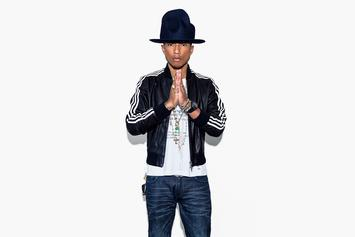 Pharrell To Receive Star On Hollywood Walk Of Fame