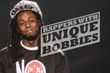Rappers With Unique Hobbies