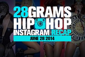 28 Grams: Hip-Hop Instagram Recap (June 28)