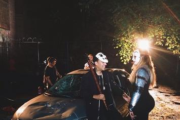 BTS Photos: French Montana Recruits Khloe Kardashian To Appear In New Music Video