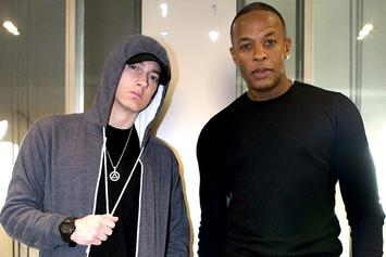 Eminem, Dr. Dre, Odd Future & Danny Brown Take Over Wembley Stadium