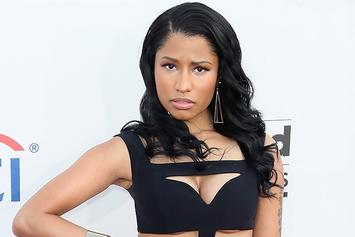 "Nicki Minaj's ""Anaconda"" Leaks Early, Samples ""Baby Got Back"""