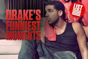 12 Of Drake's Funniest Moments