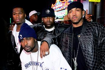 50 Cent Speaks On Taunting Floyd Mayweather & Bringing G-Unit Back Together