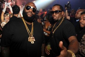 """Kanye West, Rick Ross & Diddy Accused Of Stealing French Montana Song """"Gucci Mane"""""""