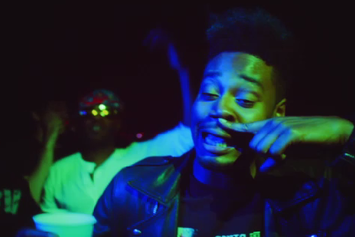 "Danny Brown ""Smokin & Drinkin"" Video"