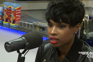 Jennifer Hudson On The Breakfast Club
