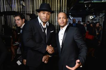"T.I., J. Cole & Raekwon To Be Featured On LL Cool J's ""G.O.A.T. 2"" [Update: Eminem To Be Featured]"