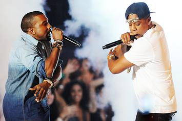 "Kanye West's ""Guilt Trip"" Was Originally For ""Watch The Throne"" And Featured Jay Z"