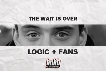 """Logic Talks About The Strength Of His Fanbase & """"Under Pressure"""""""