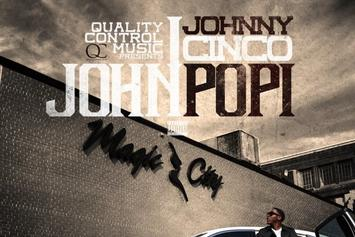 """Johnny Cinco """"Right Up Outta There"""" Video"""