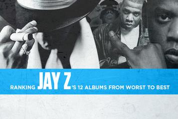 Ranking Jay Z's 12 Albums From Worst To Best