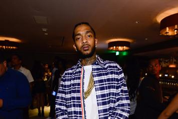 "Nipsey Hussle Announces Official Release Date For ""Mailbox Money"" [Update: Tracklist Revealed]"