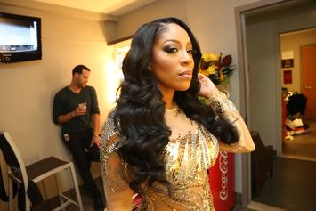 "K. Michelle Announces The ""My Twisted Mind"" Tour"