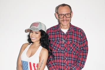 Peep Photos From Nicki Minaj's Rolling Stone Shoot With Terry Richardson