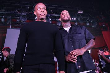 "Dr. Dre & Kendrick Lamar Guest At Game's ""The Documentary"" 10th Anniversary Concert"