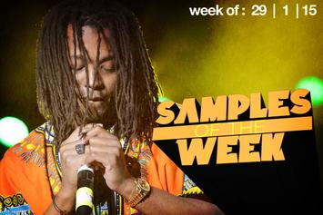 Samples Of The Week: January 29 (Lupe Fiasco Edition)