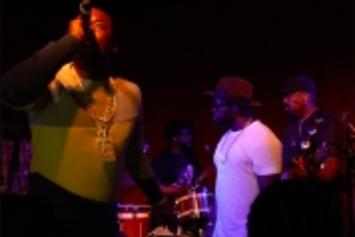"Meek Mill & The Roots Perform At ""Roots Jam Session 2015"""