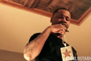 "Juvenile Feat. Skip & Lil Cali ""Can't Keep Hanging On"" Video"
