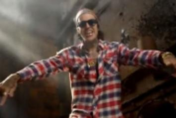 "Yelawolf ""Whiskey In A Bottle"" Video"