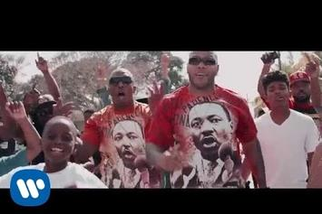 "Flo Rida ""Once In A Lifetime"" Video"