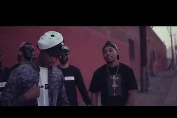 """Mani Coolin Feat. Cozz """"Free My Mind"""" Video"""