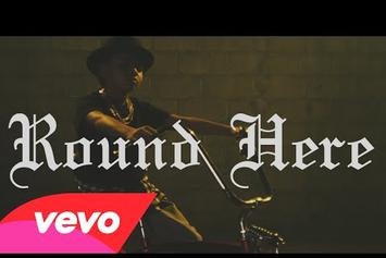 "Kid Ink ""Round Here"" Video"