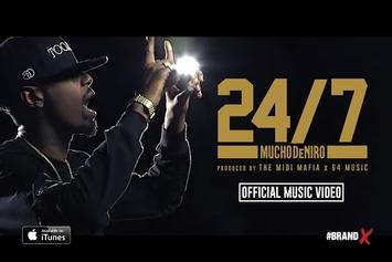 "Mucho DeNiro ""24/7"" Video"