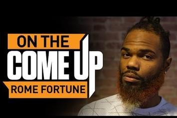 On The Come Up: Rome Fortune