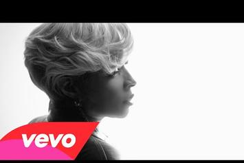 """Mary J. Blige """"Whole Damn Year"""" Video"""