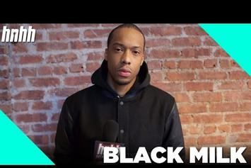 """Black Milk Talks """"If There's A Hell Below,"""" Working With Bun B And Pete Rock"""
